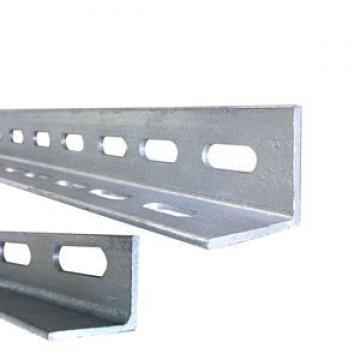 Zinc Galvanized slotted angle bar for Construction price