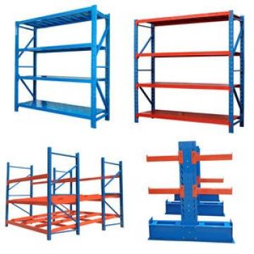 Yellow & Blue Adjustable Steel Metal Shelving Rack Warehouse Storage Rack