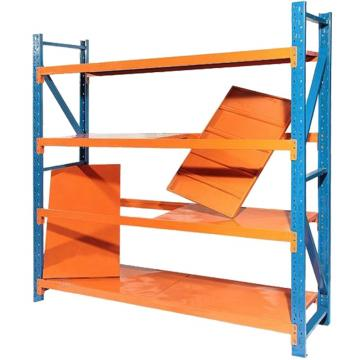 Heavy Duty Drive In Pallet Shelving For Warehouse Storage System