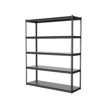 Light duty 5 tier iron storage rack metal shelves for office supplies