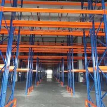 Supermarket Storage Steel Shelf / Warehouse Metal Rack shelving System / Chinese Rack