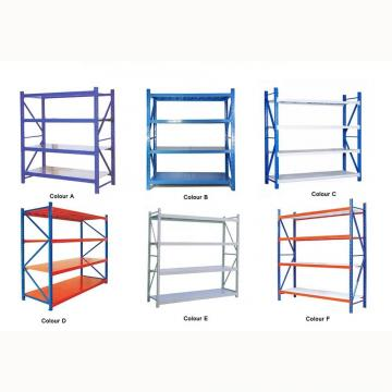 Q235B Steel Heavy Duty Adjustable Pallet Rack For Warehouse Storage