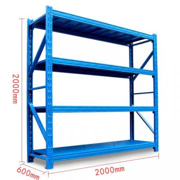 Foshan light duty garage storage metal boltless rivet stacking shelving rack
