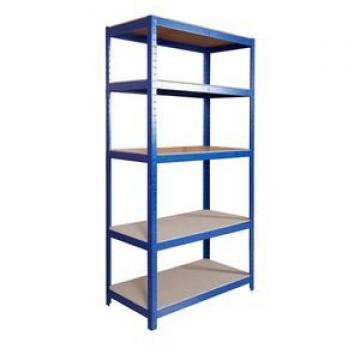 Warehouse Powder Coating Heavy Duty Boltless Metal Industrial Steel Storage Shelving