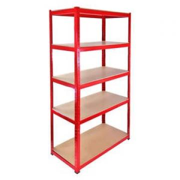 Customized Factory Supply Industrial Workshop Display Shelving Iron Storage Shelves Metal Material Storage Rack