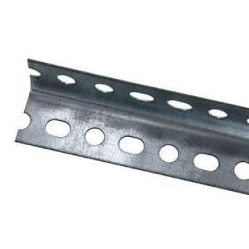 Light Duty 38*38mm Powder Coated Galvanized Slotted Angle Bar For Warehouse Storage Shelf