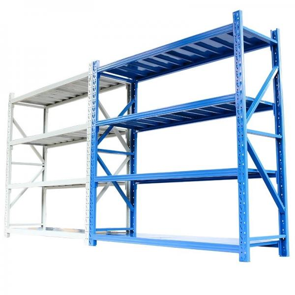 Movable Warehouse Storage Racking System Vertical Racking