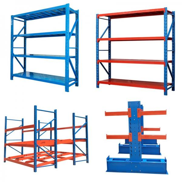 Industrial Heavy Duty Storage Steel Shelvig Racks