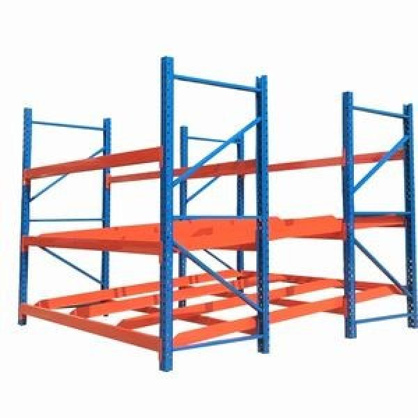 5 layer boltless shelving rivet racks muscle metal storage racks