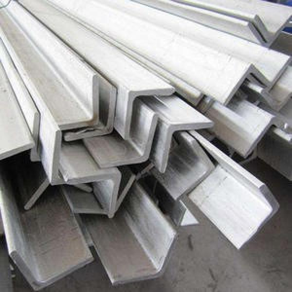 Hot Rolled MS Carbon Steel Equal Unequal Slotted Hot Dipped Galvanized Angle Steel Bar